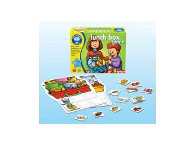Original Toy Company 020 Lunch Box Game