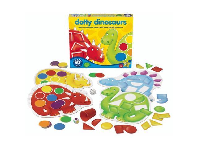 Original Toy Company 062 Dotty Dinosaurs