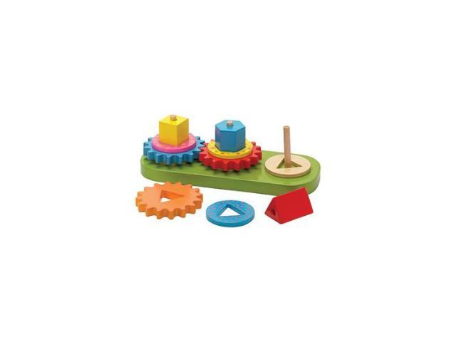 Original Toy Company 59611 Geo Blocks & Gears