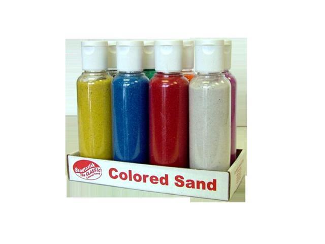 SANDTASTIK PRODUCTS INC. SETMINICOLSAND SANDTASTIK MINI STARTER SET- 7-OZ
