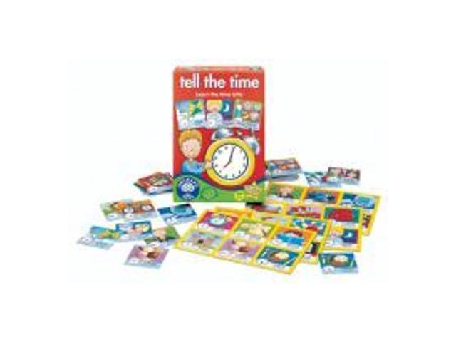 Original Toy Company 015 Tell The Time