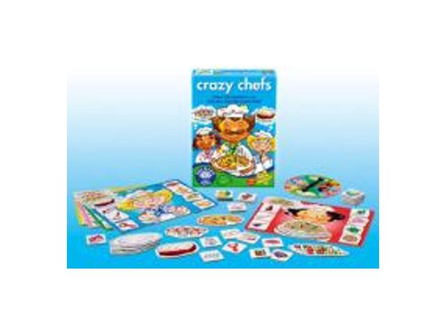 Original Toy Company 017 Crazy Chefs