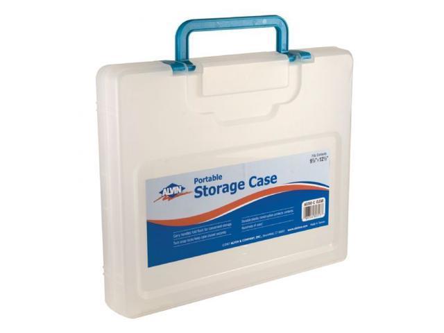 Alvin AC200-C Medium Portable Storage Case - Clear