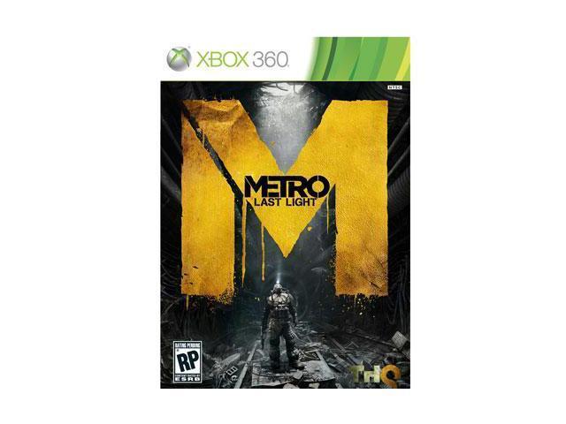 Metro Last Light X360