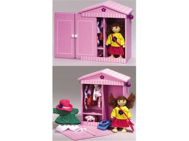 The Original Toy Company GA10032 - Maggie's Closet Set - Pink