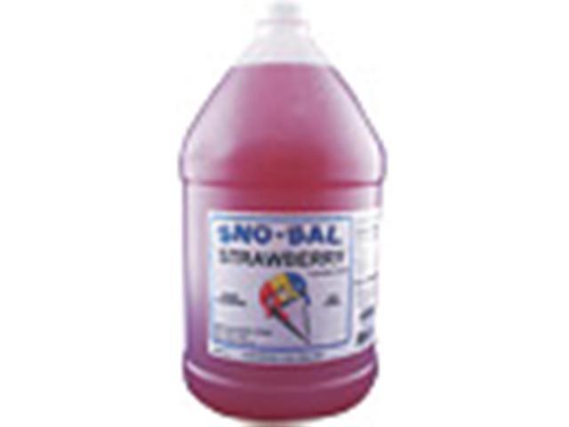 Benchmark USA 72008 Snowcone Syrups - Bubble Gum