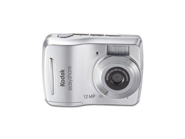 Kodak EasyShare C1505 Digital Camera (Silver)