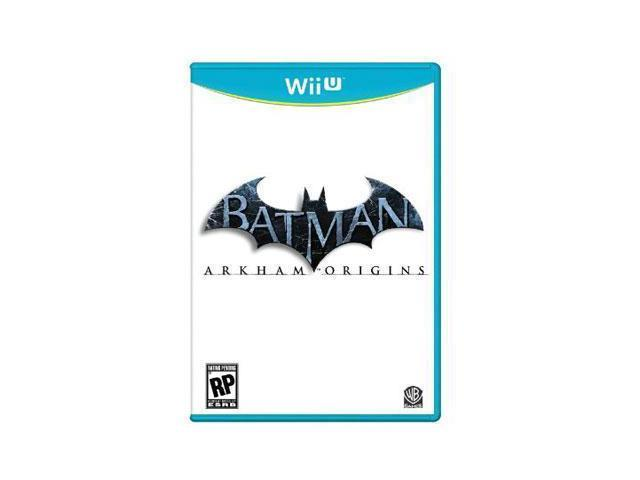 Warner Bros. 1000381345 Batman Arkham Origins Wiiu