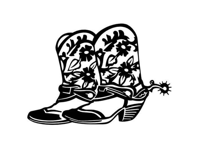 Cardstock Laser Die-Cuts-Cowboy Boots