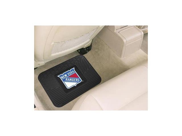 Fanmats 10776 NHL - 14 in. x17 in.  - New York Rangers Utility Mat