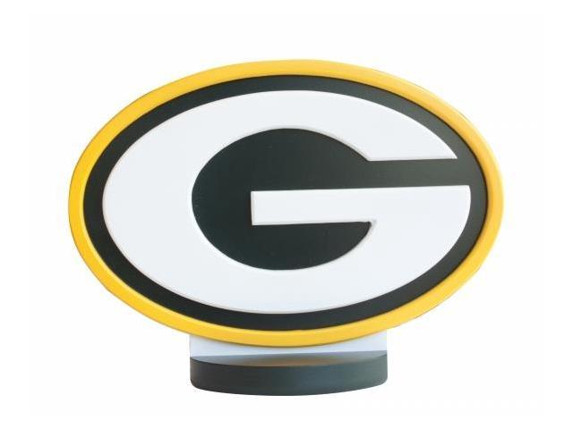 Adventure Furniture N0530 Gbp Green Bay Packers Logo Art With Stand