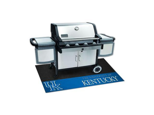 Fanmats 12122 COL - 26 in. x42 in.  - University of Kentucky Grill Mat