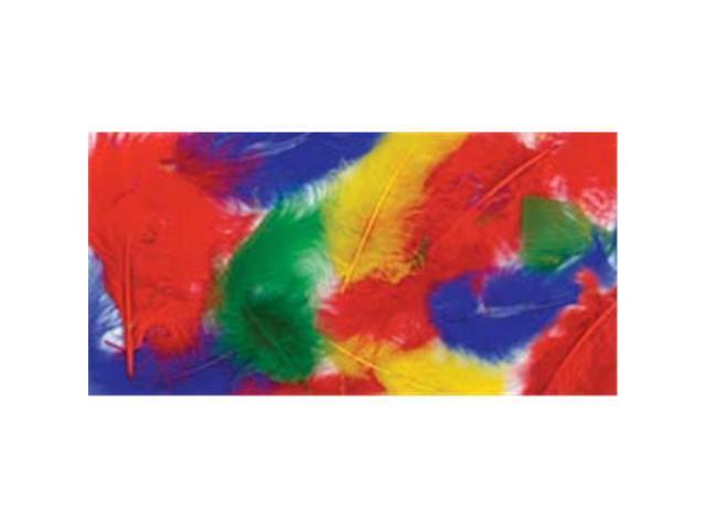 Marabou Feathers .25oz-Vibrant