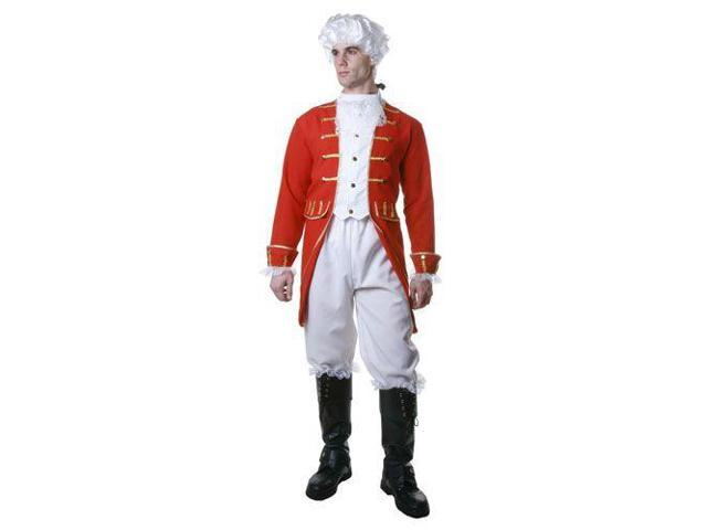 Dress Up America 350-XL Adult Victorian Man Costume - Size X Large