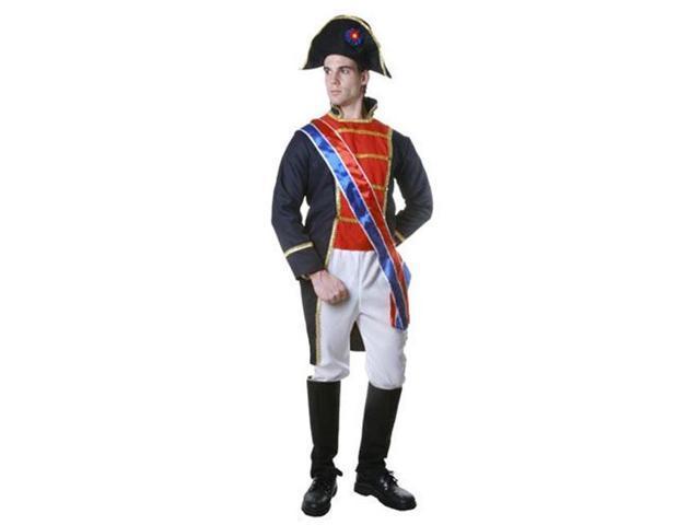 Dress Up America 351-XL Adult Napoleon Costume - Size X Large