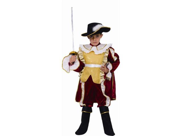 Dress Up America 541-T2 New Noble Knight - Size T2