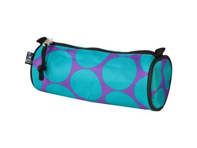 Wildkin 39119 Big Dots Aqua Pencil Case