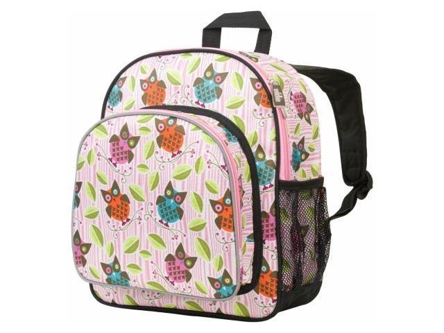 Wildkin 40211 Owls Pack n Snack Backpack
