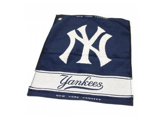 Team Golf 96880 New York Yankees Woven Towel