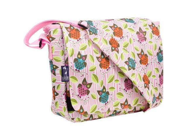 Wildkin 41211 Owls Kickstart Messenger Bag - Ashley Rosen