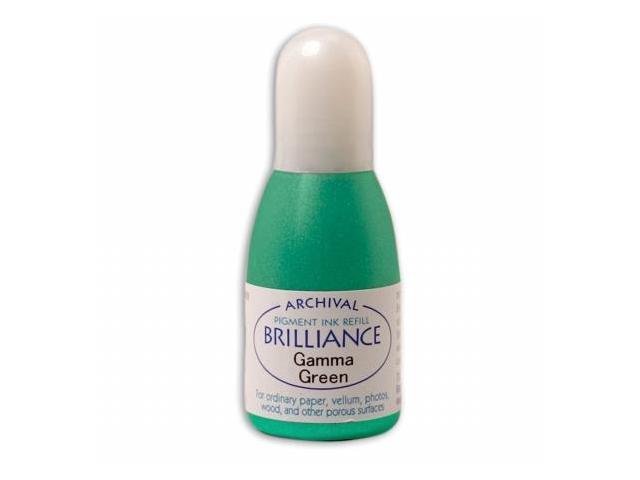 Brilliance Refill .7 Fluid Ounces-Gamma Green