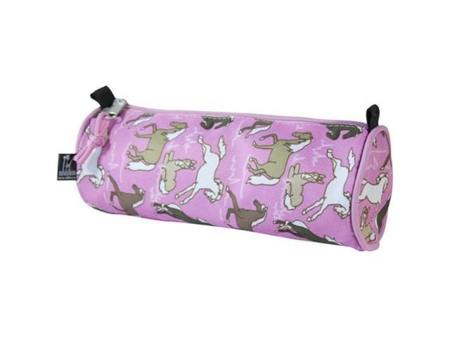 Horses in Pink Pencil Case by Wildkin - 39020