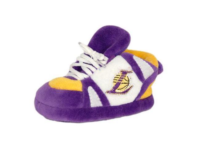 Comfy Feet CF-LAL03PR Los Angeles Lakers Baby Slippers