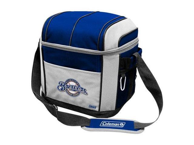Coleman IF-COL-02320006111 Milwaukee Brewers 24 Can Soft Side Cooler