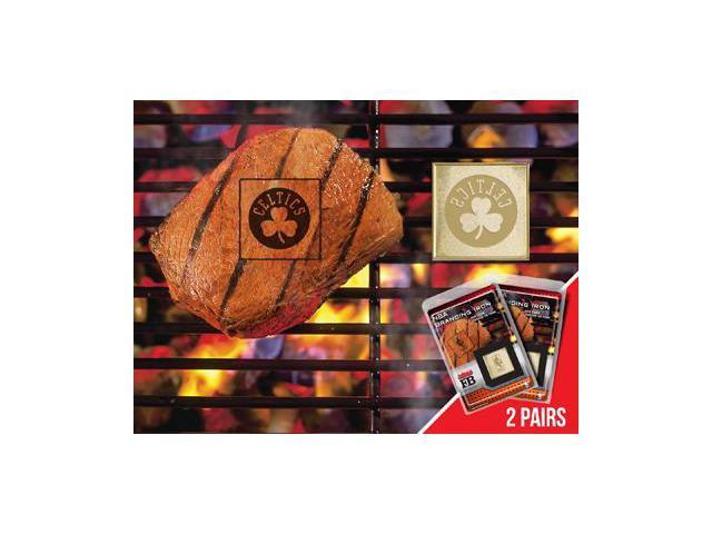FANMATS 13179 NBA - Boston Celtics Fanbrand 2 Pack