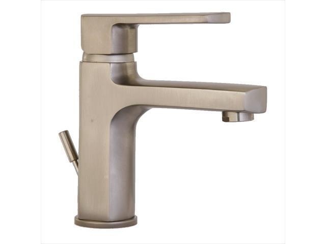 La Toscana 86PW211 Novello 1-Handle Bath Faucet in Brushed Nickel ...