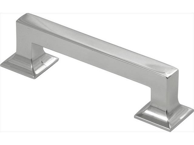 Hickory Hardware P3011-SN 96mm Studio Collection Satin Nickel Cabinet Pull