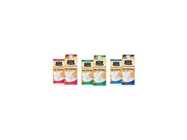 Bev Almond Plus Unswtnd -Pack of 12