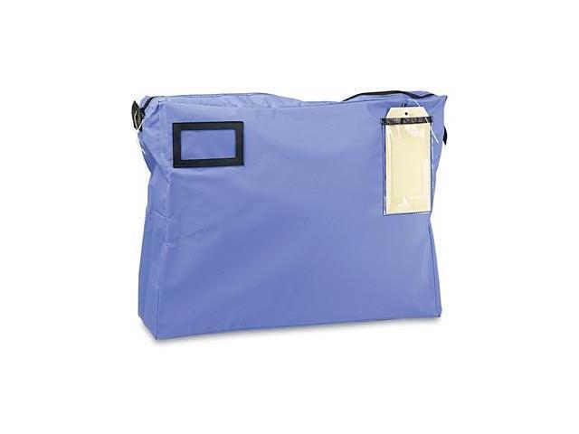 Baumgartens GI-4203 Mailer 14 X 18 in.  - Blue)-Gusset