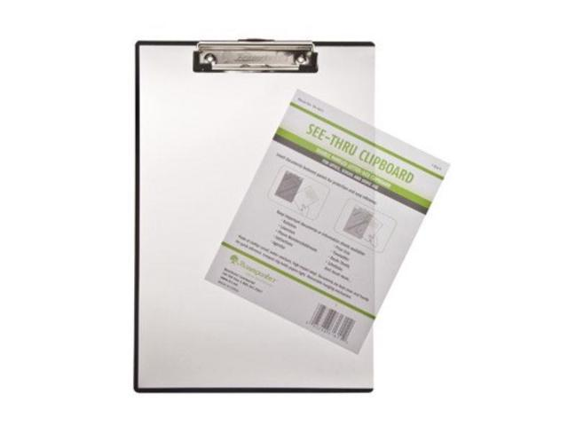 Baumgartens TA-1611 Quick Reference Clipboard - Pack of 6