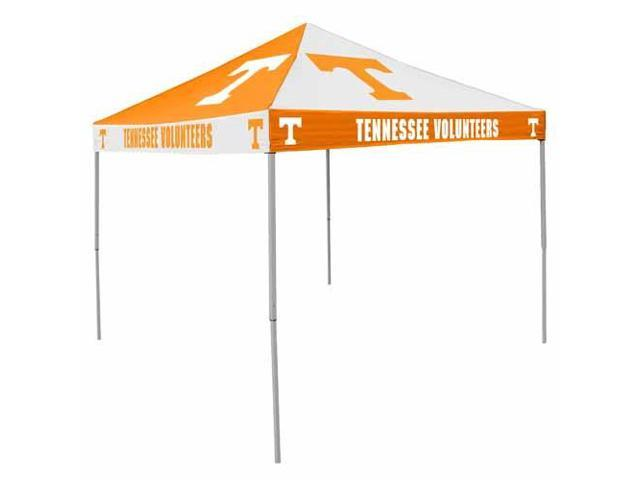 Logo LC-217-42C Tennessee Volunteers Checkerboard Tailgate Tent