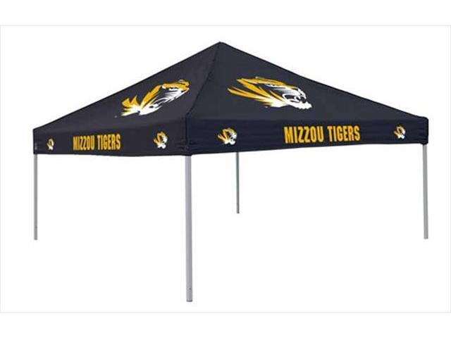 Logo LC-178-41 Missouri Tigers Tailgate Tent in Team Color