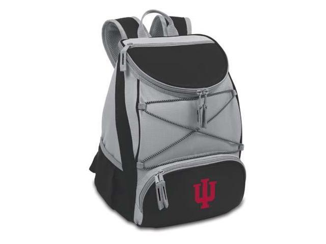Picnic Time PT-633-00-175-674-0 Indiana Hoosiers PTX Backpack Cooler in Black