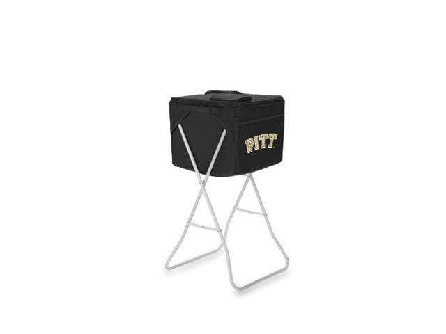 Picnic Time PT-780-00-179-504-0 Pittsburgh Panthers Party Cube in Black
