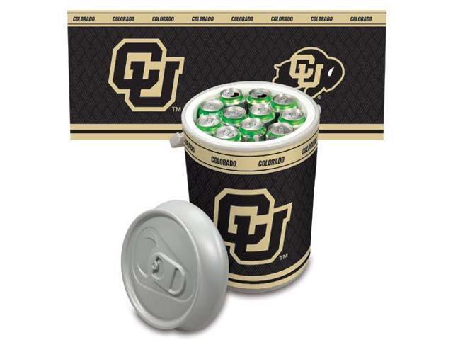 Picnic Time PT-686-00-000-124-0 Colorado Golden Buffaloes Mega Can Cooler