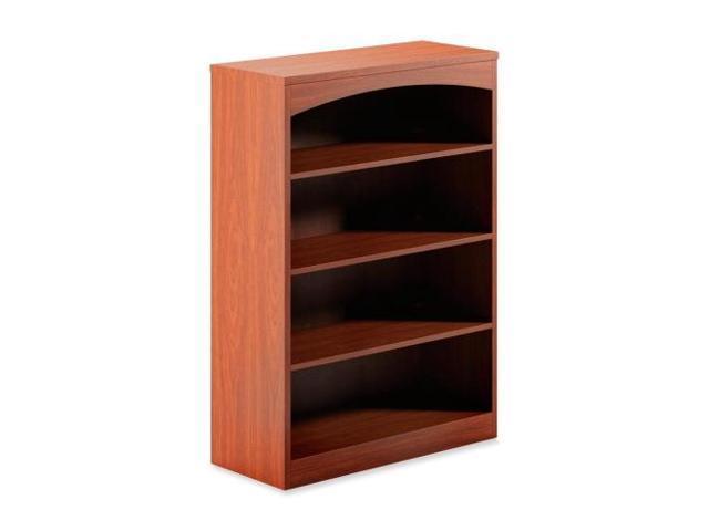 Mayline BTB4S36LCR, Mayline Brighton Collection Four-shelf Bookcases, MLNBTB4S36LCR, MLN BTB4S36LCR