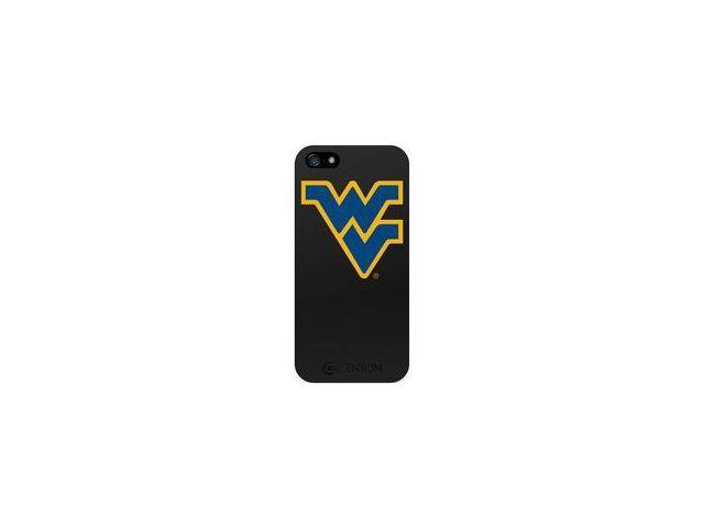 Centon Electronics IPH5C-UWV University of West Virginia Custom Logo iPhone 5 Case Black iPhone 5 Black