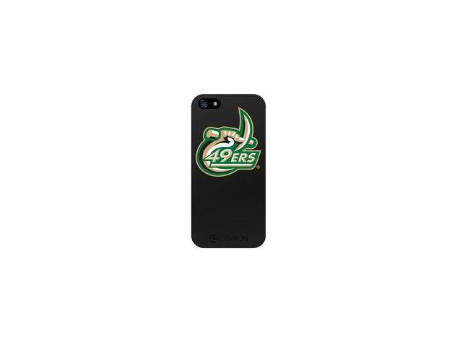 Centon Electronics IPH5C-CHAR University of North Carolina Charlotte Custom Logo iPhone 5 Case Black iPhone 5 Black