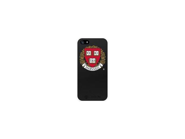 Centon Electronics IPH5C-HAR Harvard Custom Logo iPhone 5 Case iPhone 5 Black