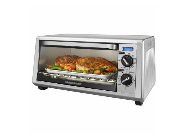 Black & Decker TO1430S Countertop Toaster Oven