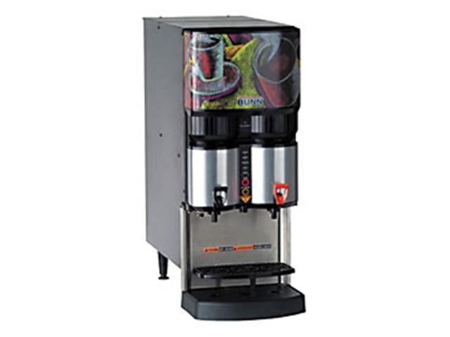 Bunn 34400.0004 High Volume Coffee System - LCA-2  3-16