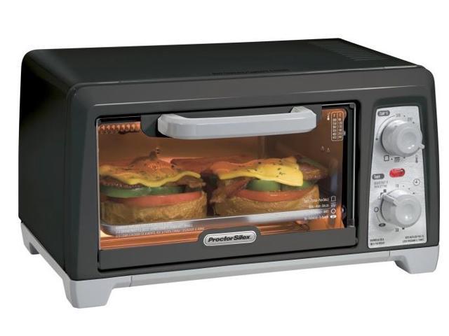 Proctor Silex 31111 4 Slice Toaster Oven