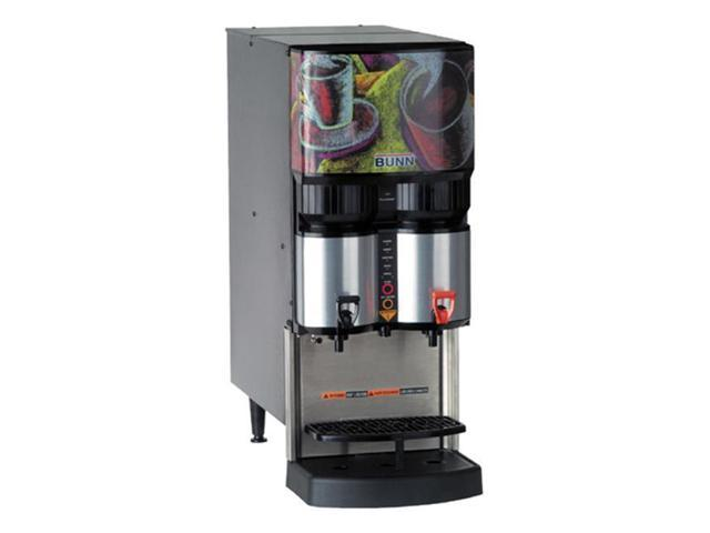 BUNN 34400.0003 LCA-2 1/8 Inch LIQUI BOX QCD-2 Liquid Coffee Ambient Dispenser