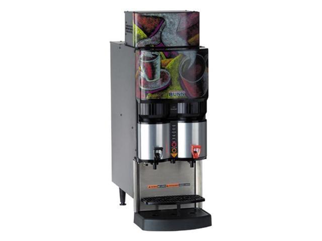 BUNN 34400.0038 LCR-2 1/8 Inch LIQUI BOX QCD-2 Liquid Coffee Refrigerated Dispenser