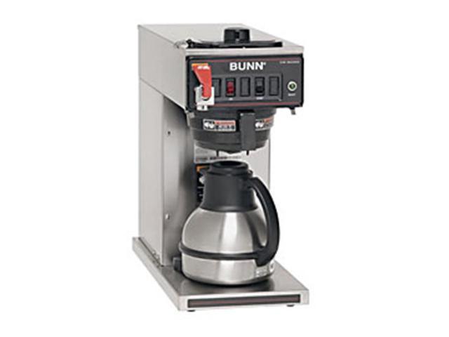 Bunn Coffee Maker Guarantee : Bunn 23001.0069 Thermal Coffee Brewer - CWTF-TC DV PF - Newegg.com