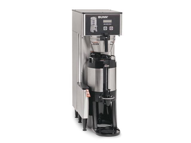 BUNN 34800.0003 BrewWISE Single Thermo Fresh Digital Brew Control 120/208V Funnel Lock Brewer